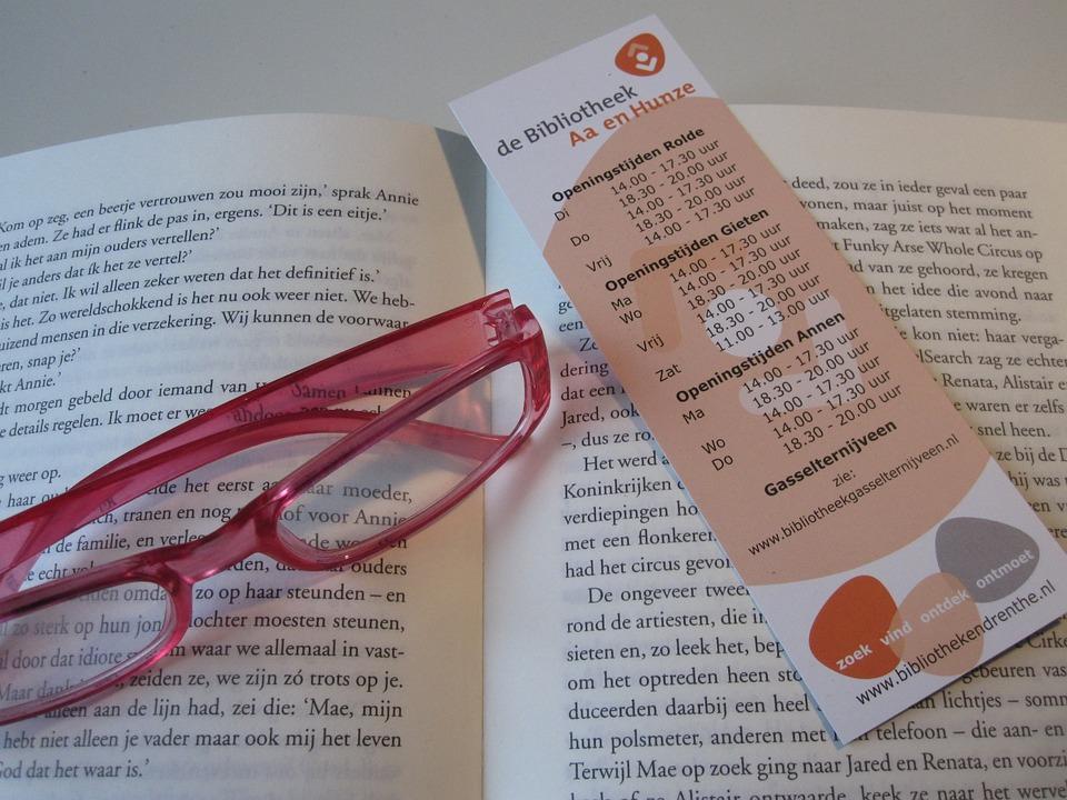 Book Mark Read · Free photo on Pixabay