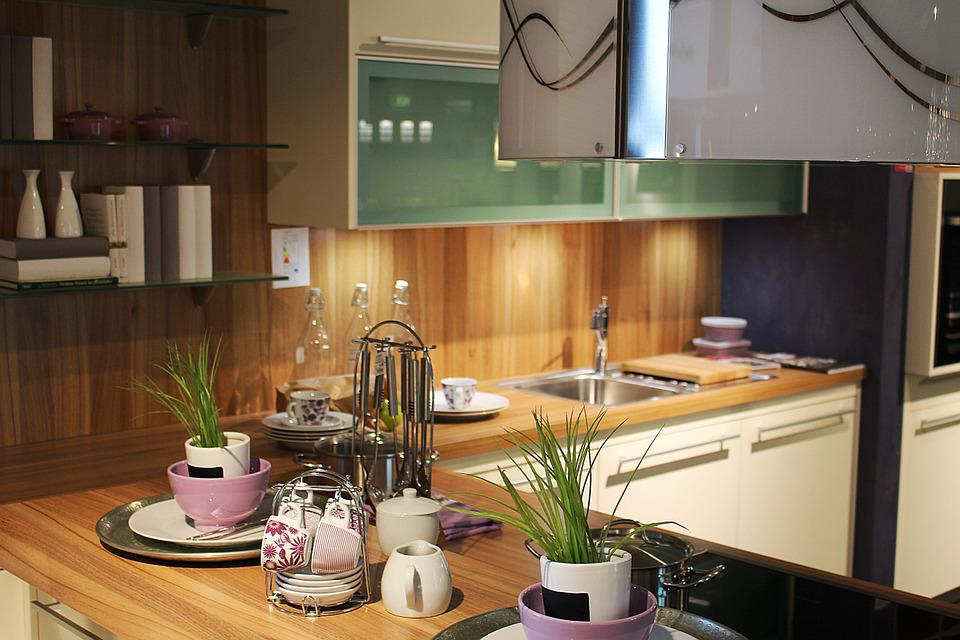 budget for kitchen remodel