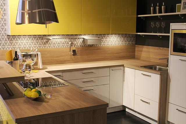 Free photo kitchen decoration free image on pixabay for Decoration annee 90