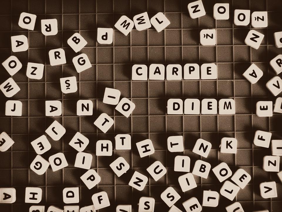 Quotes, Carpe Diem, Word, Diem, Inspiration, Saying