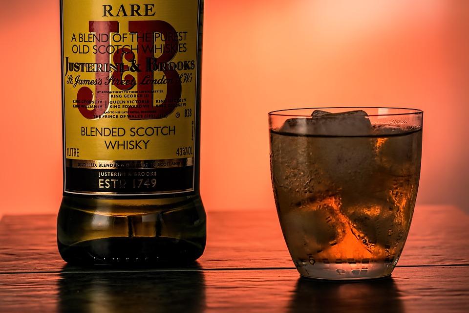 Scotch Whiskey, Drink, Alcohol, Glass, Drinks, Scotch