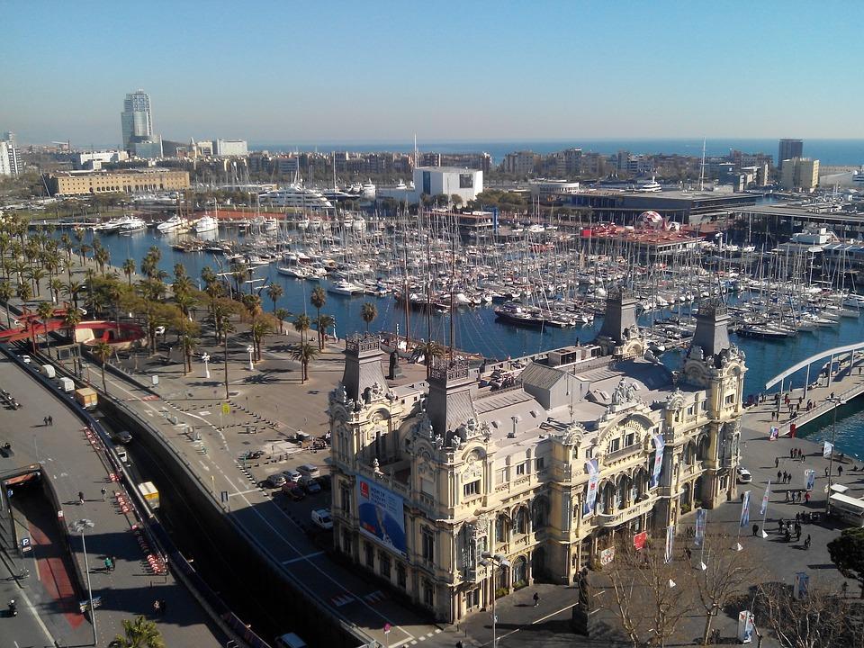Barcelona Cidade Catalunha Foto Gratuita No Pixabay