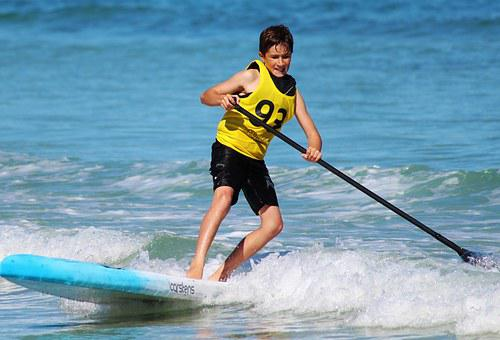 Stand Up Paddling, Sup, Paddle Board