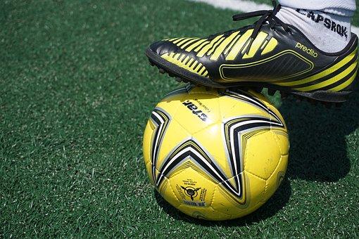 Futebol, Futsal, Bola de Futsal, Exercício