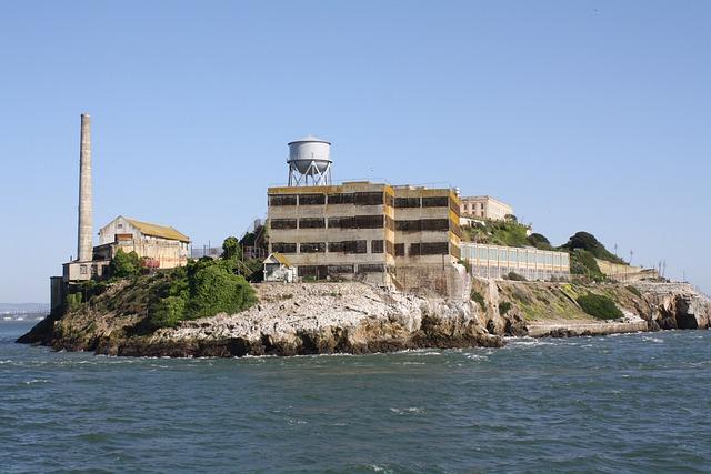 Alcatraz prison free