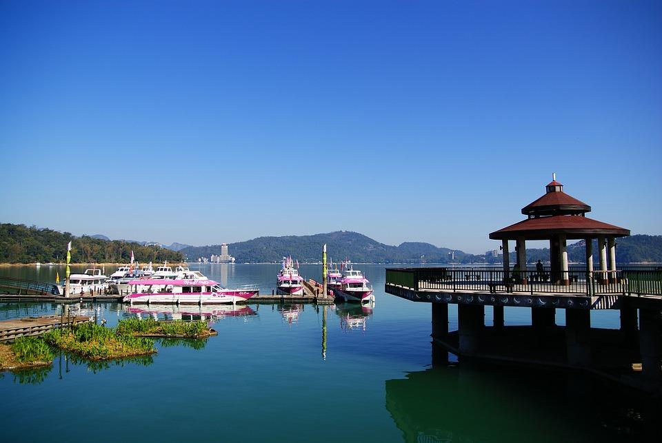 """Résultat de recherche d'images pour """"Sun Moon Lake  taiwan"""""""