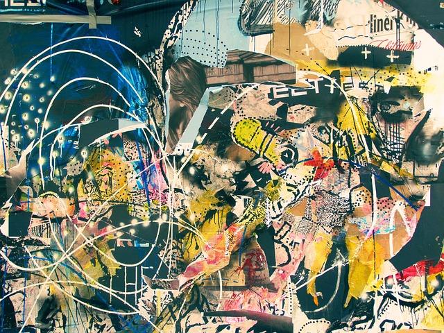 Free Photo Graffiti Collage Art Retro Free Image On Pixabay 731832