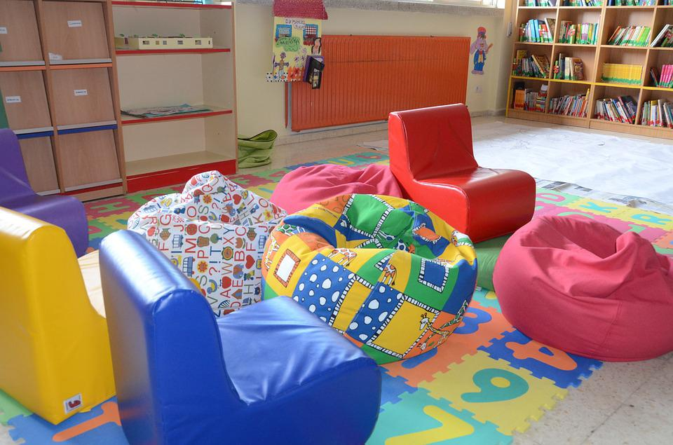 Free Photo Classroom School Library Free Image On