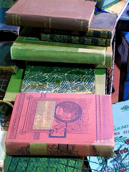Old, Books, Vintage, Antique, Paper