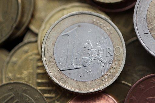 Euros, L'Argent, Monnaie, D'Affaires