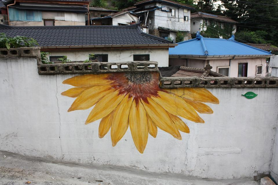 Graffiti Pared Valla Ciudad Foto Gratis En Pixabay