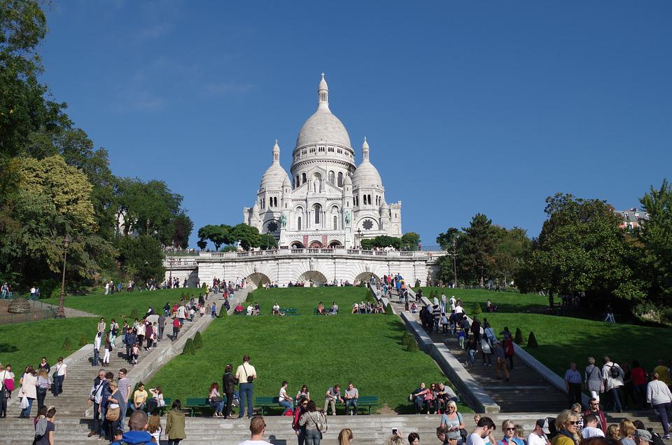 Paris, Montmartre, Cathedral