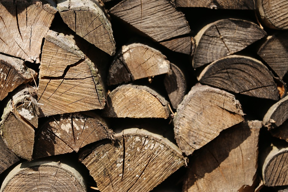 Wood For The Fireplace Stack Of Free Photo On Pixabay