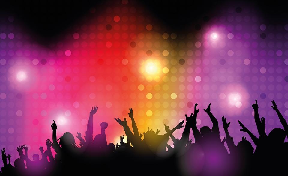 фото танцы в клубе