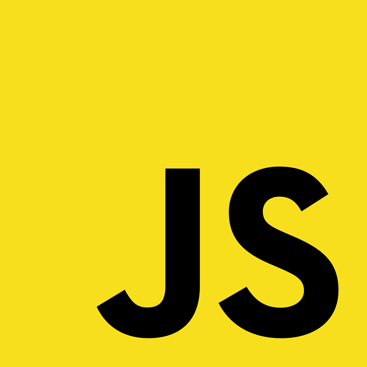 Javascript Js Logo   Kostenlose Vektorgrafik auf Pixabay