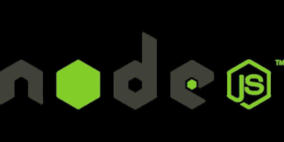 free vector graphic node js logo nodejs javascript