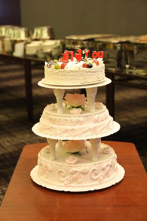 Wedding Cake Love · Free photo on Pixabay