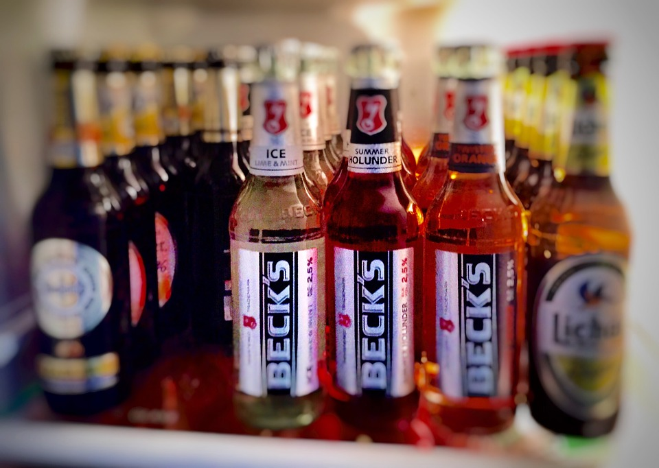 Kühlschrank Becks : Bier kühlschrank hickman beverly