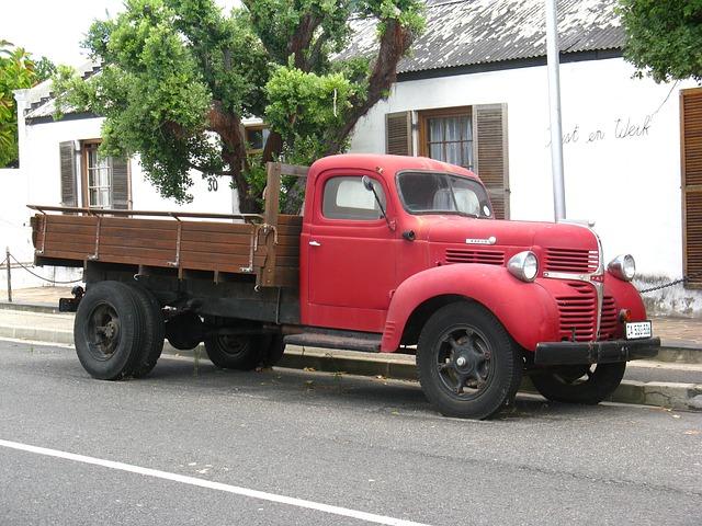 oldtimer truck old car free photo on pixabay. Black Bedroom Furniture Sets. Home Design Ideas