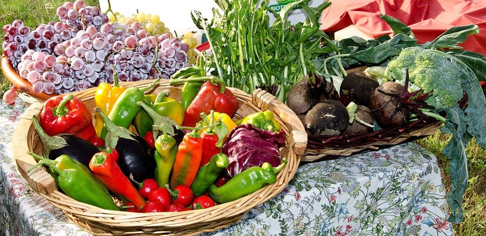 Agriturismo, Verdura, Cesto Verdura, Supermercato