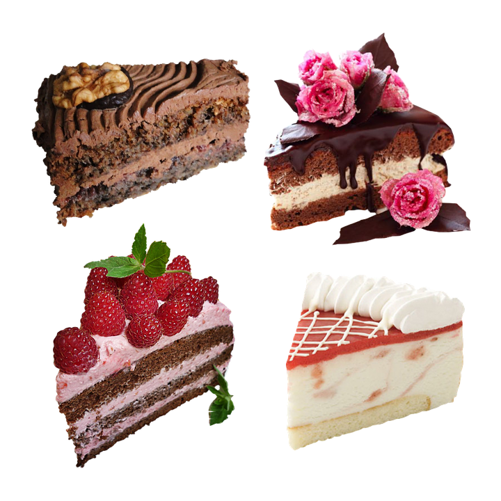 Chocolate Pastry Cake Images : Free illustration: Cake, Sweets, Pastry Shop, Pastries ...