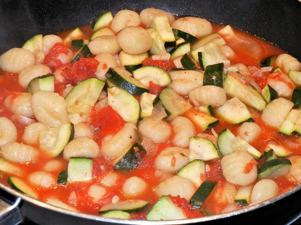 Рецепты из кабачка на ужин ребенку