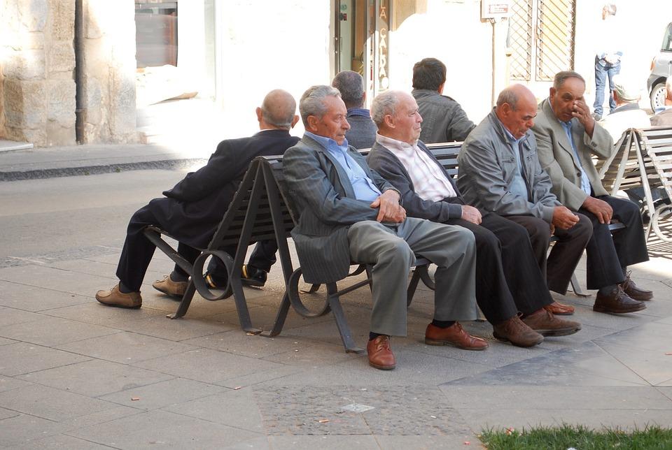 Männer italienische Typisch Italiener: