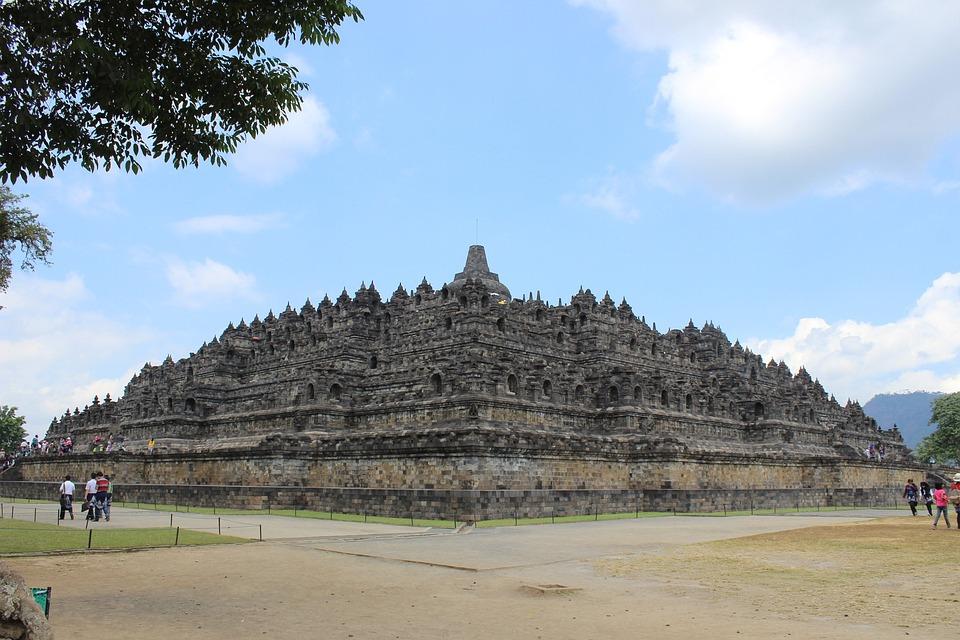 Free photo: Borobudur, Temple, Indonesia  Free Image on Pixabay  743263