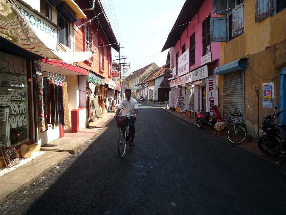 Cochin, Kochi, India, Kerala, Fort Kochi, Jew Town