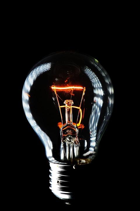 Glühbirne Glühdraht Leuchtmittel · Kostenloses Foto auf Pixabay