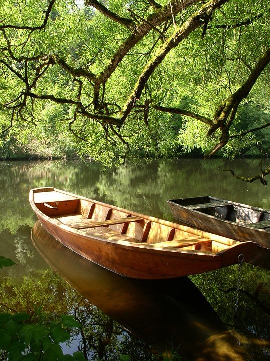 будда притча лодка