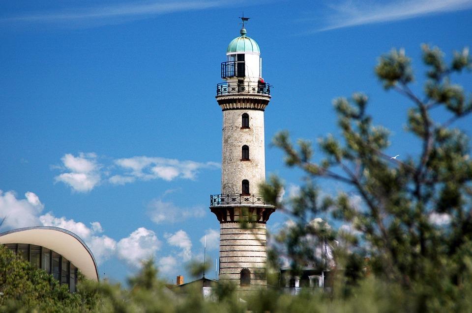 Leuchtturm, Warnemünde