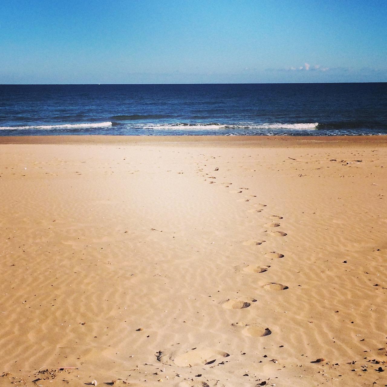 Пляж фотографии без людей