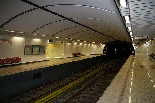 Metro Grecia