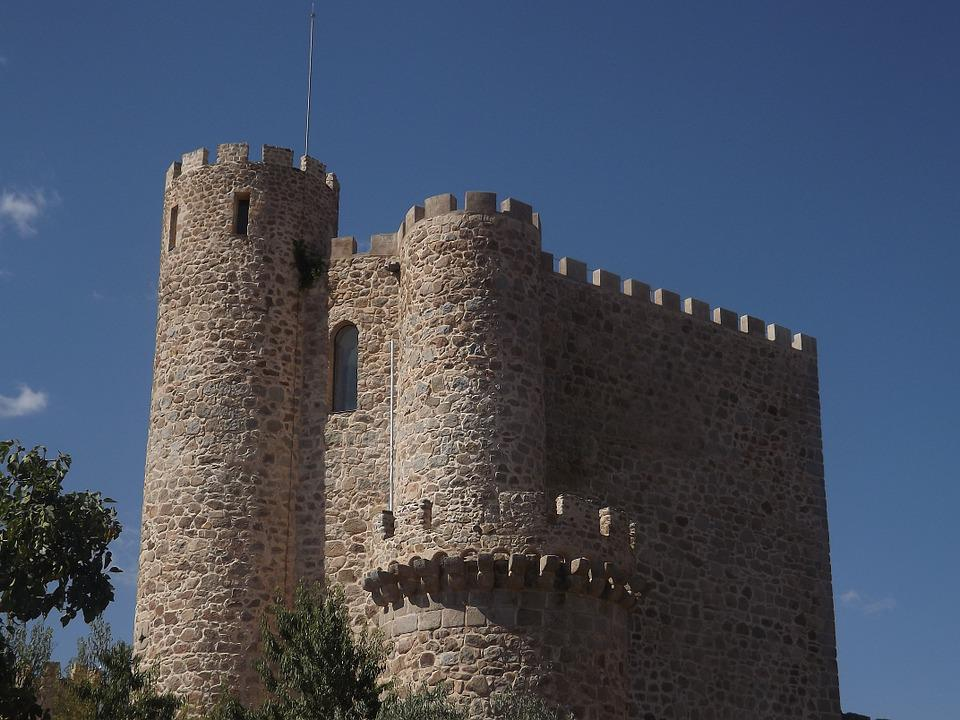 Free Photo Castle Fortress Tower Free Image On