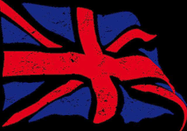 Uk flag free image on pixabay - Dibujo bandera inglesa ...