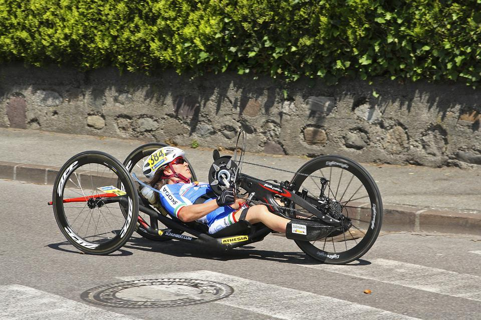 Free Photo Paracycling Bike Sport Free Image On