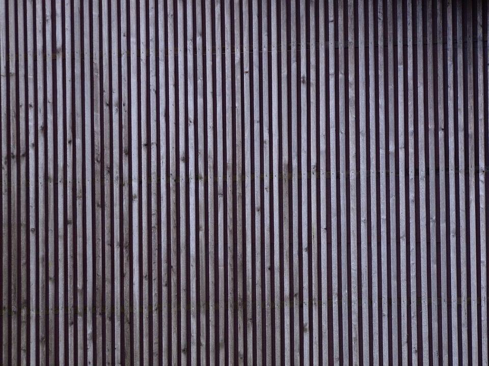 Struktur Holz Wand Streifen Braun Textur