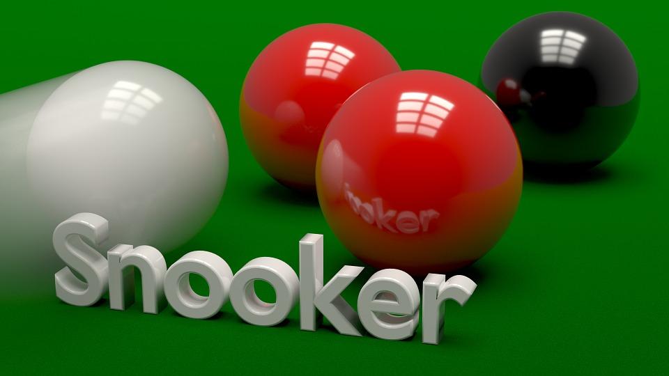 Snooker, Sport, Kugeln, 3D, Blender