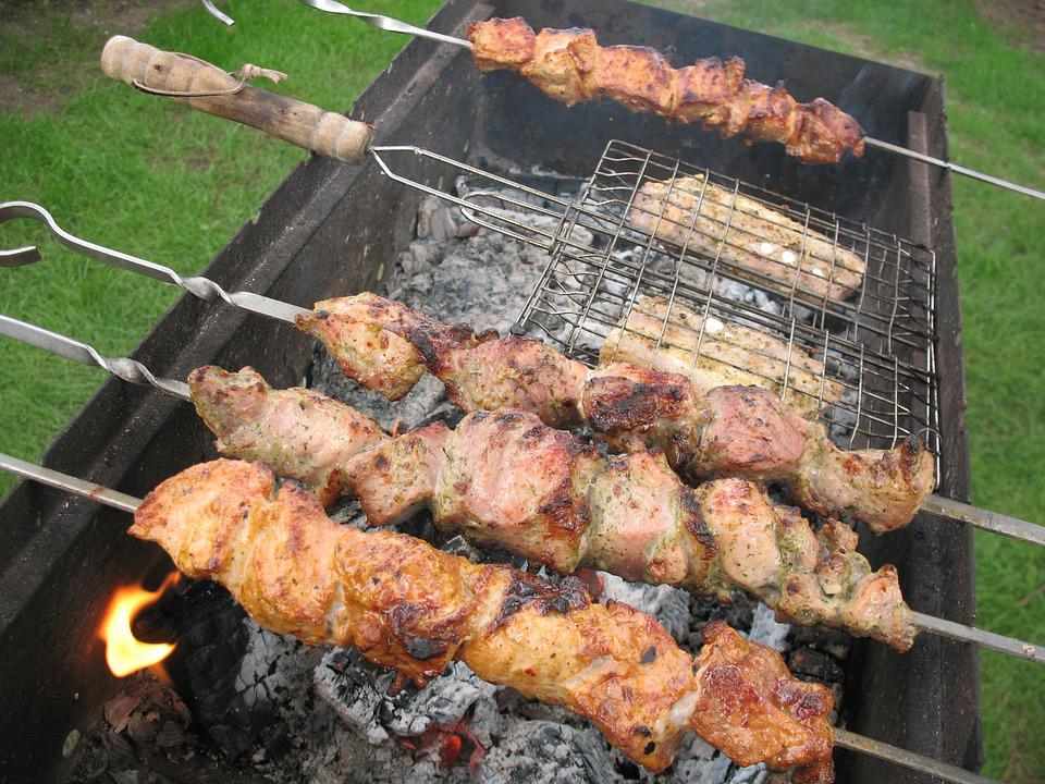Free photo: Bbq, Grill, Meat, Picnic, Pork, Fry - Free Image on Pixabay - 749161