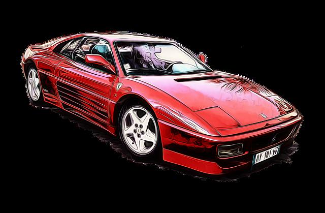 Ilustraci 243 N Gratis Ferrari F348 Coche Imagen Gratis En Pixabay 749281