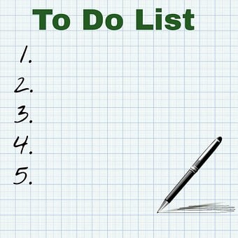To Do List, Do, List, Tasks, Pen, Plan