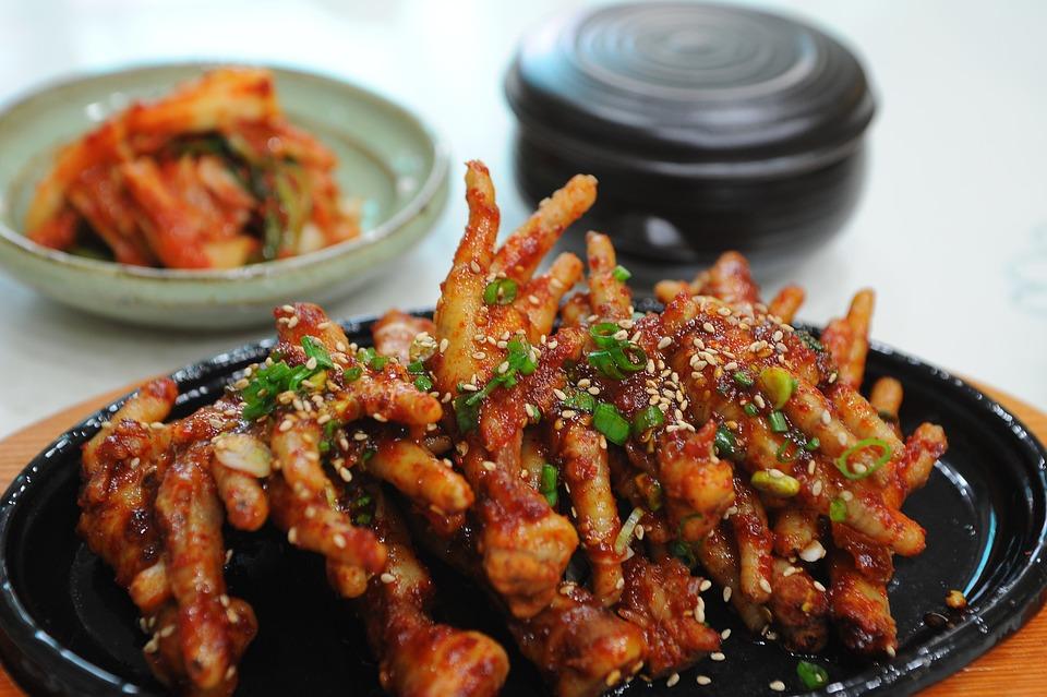 Seasoned Chicken Feet Free Photo On Pixabay