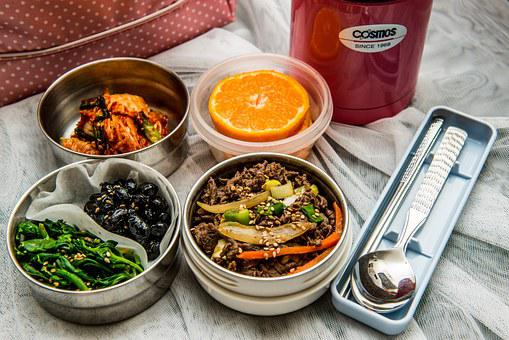 お弁当, お弁当のおかず, 韓国料理, おかず