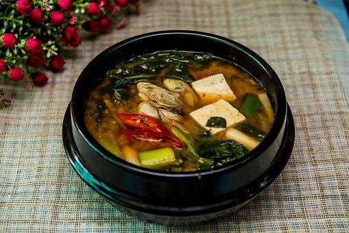 Miso Soup, Bureau, Miso, Tang, Miso Soup