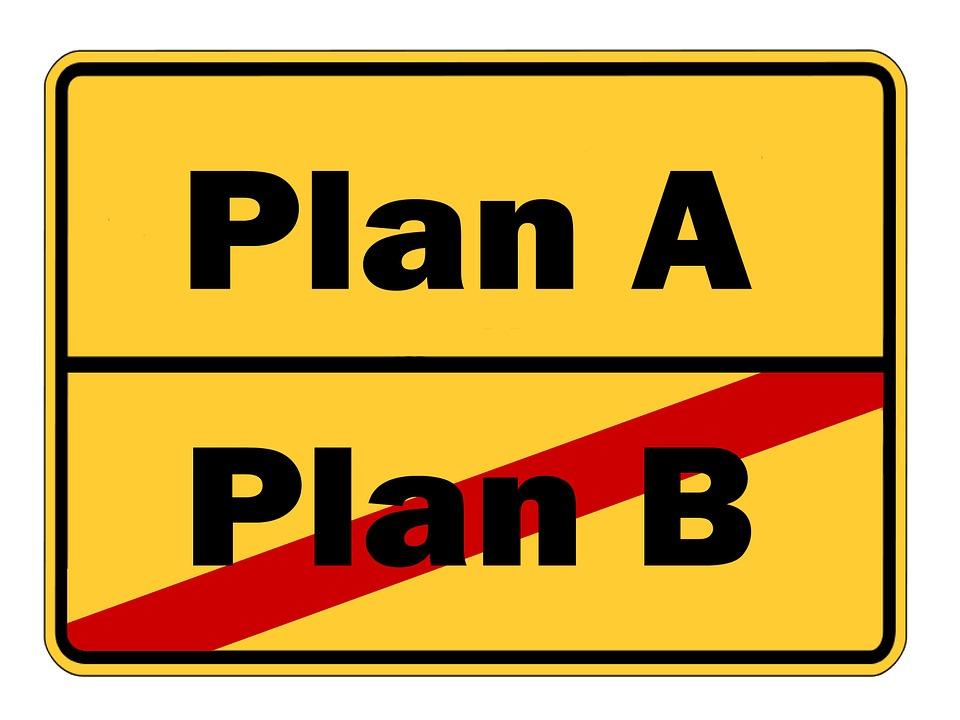 Plan B: ScheiГџ Auf Plan A