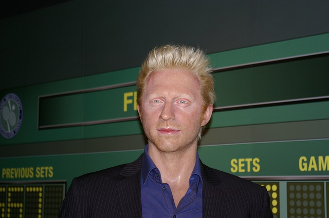 Free Photo Boris Becker Tennis Player Free Image On