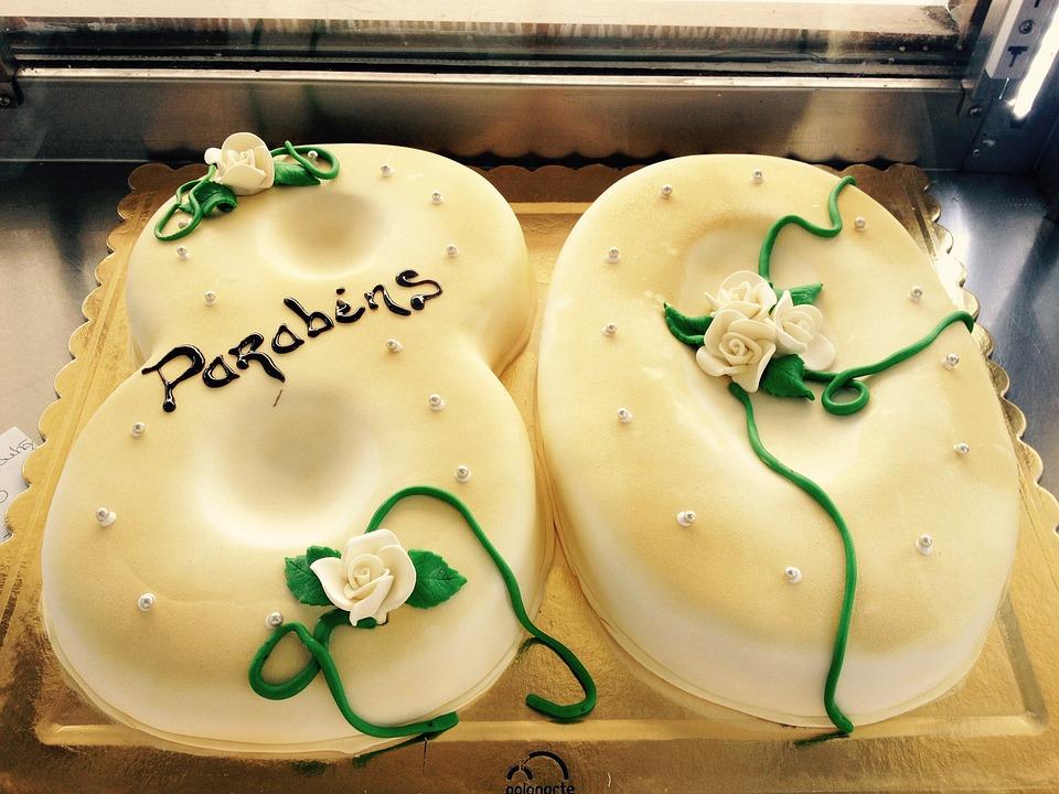 Kuchen Geburtstag 80 Kostenloses Foto Auf Pixabay