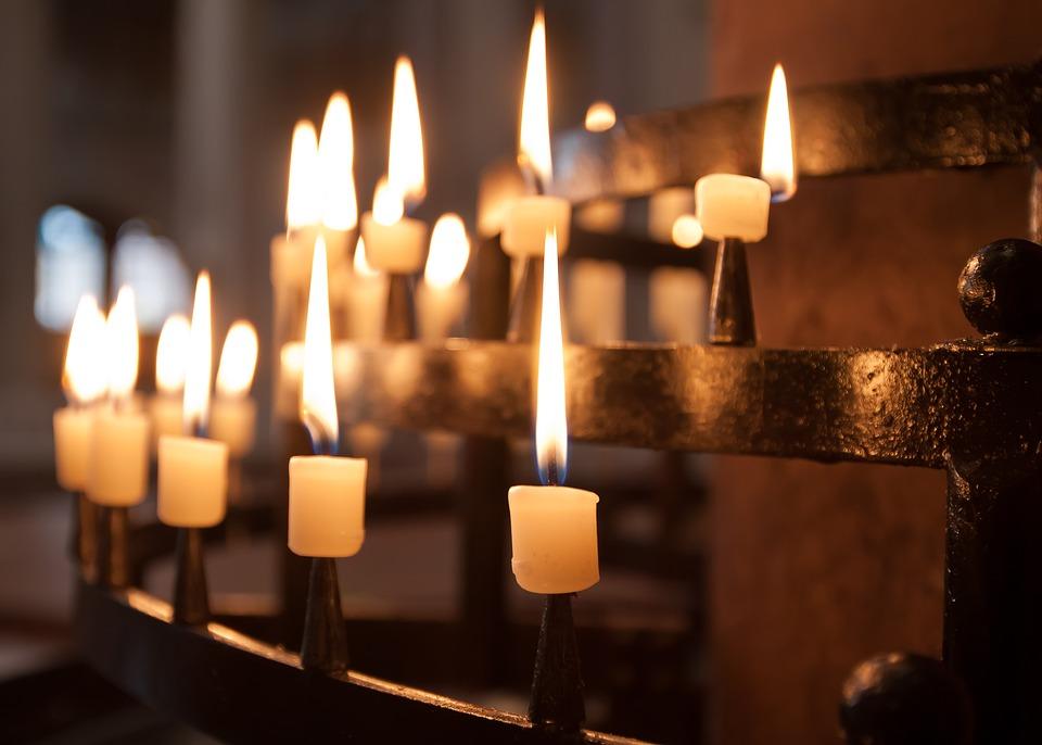 Kyrka, Tro, Jesus, Präst, Kors, Kristendomen, Gud, Ljus