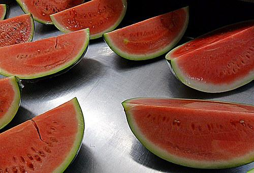 Watermelon, Slices, Fruit, Food, Sweet